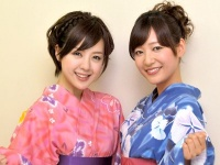 TBS(左から)古谷有美、吉田明世 両アナウンサー<br><b>