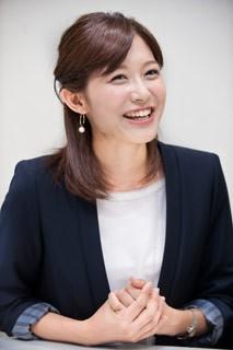 テレビ朝日・久冨慶子アナウンサー<br><b>