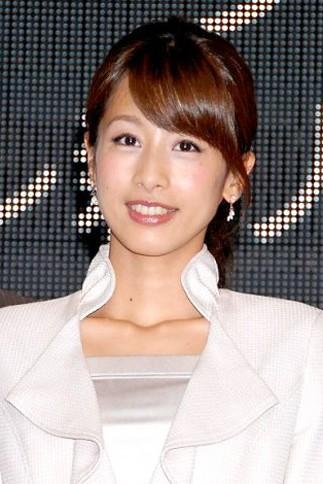 『第10回 好きな女性アナウンサーランキング』<br>2位のフジテレビ・加藤綾子アナ