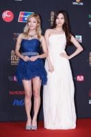 『2013MAMA』レッドカーペット 少女時代(ヒョヨン&ソヒョン)(C) CJ E&M