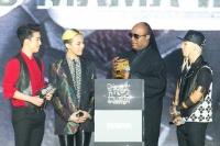 『2013MAMA』スティーヴィー・ワンダー、BIGBANG(C) CJ E&M