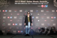 『2013MAMA』G-Dragon(C) CJ E&M