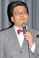 『第9回 好きな男性アナウンサーランキング』<br>5位のフジテレビ・軽部真一アナ(C)ORICON NewS inc