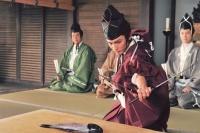 上戸彩 映画『武士の献立』インタビュー(C)2013『武士の献立』制作委員会<br>⇒