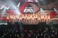 『第3回AKB48紅白対抗歌合戦』<br>【白組 1曲目】「白(君)のことが好きだから」 (C)AKS