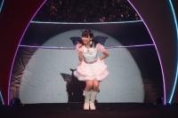 『第3回AKB48紅白対抗歌合戦』<br>【白組 2曲目】「まこきー(わるきー)」を歌う小嶋真子 (C)AKS