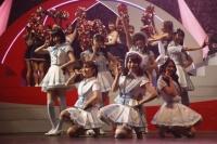 『第3回AKB48紅白対抗歌合戦』<br>【紅組 3曲目】「君だけにChu!Chu!Chu!」 (C)AKS