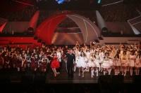 『第3回AKB48紅白対抗歌合戦』<br>オープニングトークの模様 (C)AKS