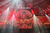『第3回AKB48紅白対抗歌合戦』<br>【紅組 1曲目】「紅組(大声)ダイヤモンド」 (C)AKS