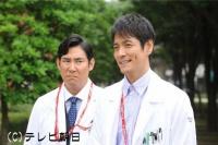 『2013年 年間ドラマ視聴率ランキング』7位の『DOCTORS2』