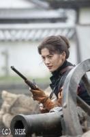 『2013年 年間ドラマ視聴率ランキング』8位の『NHK大河ドラマ・八重の桜』