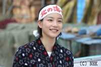 『2013年 年間ドラマ視聴率ランキング』3位の『連続テレビ小説 あまちゃん』