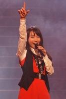 『第64回NHK紅白歌合戦』の初日リハーサルに参加した<br>水樹奈々[出場5回目/「−革命2013−紅白スペシャルコラボレーション」]<br><br>