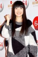 『第64回NHK紅白歌合戦』の初日リハーサルに参加した<br>miwa[初出場/「ヒカリへ」]<br><br>