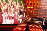 『第64回NHK紅白歌合戦』の初日リハーサルに参加した<br>和田アキ子[出場37回目/「今でもあなた」]<br><br>