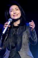 『第64回NHK紅白歌合戦』の初日リハーサルに参加した<br>演歌歌手の石川さゆり[出場36回目/「津軽海峡・冬景色」]<br><br>