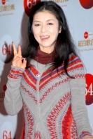 『第64回NHK紅白歌合戦』の初日リハーサルに参加した<br>演歌歌手の藤あや子[出場19回目/「紅い糸」]