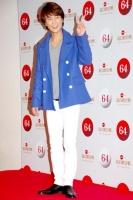 『第64回NHK紅白歌合戦』の初日リハーサルに参加した<br>演歌歌手の氷川きよし[出場14回目/「満天の瞳」<br><br>