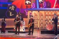 『第64回NHK紅白歌合戦』のリハーサルに参加した<br>ゆず(左から北川悠仁、岩沢厚治)<br>[出場5回目/「雨のち晴レルヤ」]<br><br>