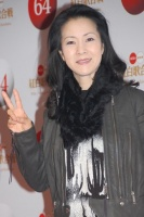 『第64回NHK紅白歌合戦』の初日リハーサルに参加した<br>演歌歌手の坂本冬美<br>[出場25回目/「男の火祭り」]<br><br>