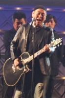 『第64回NHK紅白歌合戦』のリハーサルに参加した<br>泉谷しげる[初出場/「春夏秋冬2014」]<br><br>