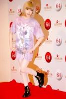 『第64回NHK紅白歌合戦』の初日リハーサルに参加した<br>きゃりーぱみゅぱみゅ[出場2回目/「紅白2013きゃりーぱみゅぱみゅメドレー」]