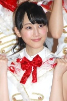 『第64回NHK紅白歌合戦』の初日リハーサルに参加した<br>SKE48の松井玲奈[出場2回目/「「賛成カワイイ!」]<br><br>