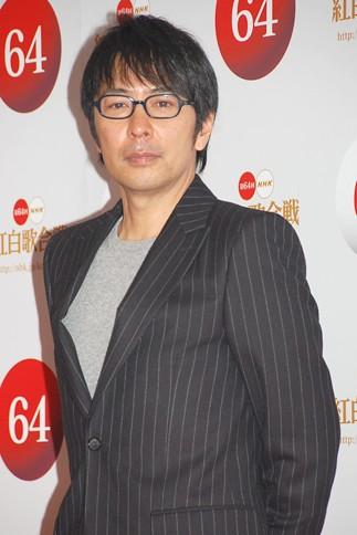 『第64回NHK紅白歌合戦』の初日リハーサルに参加した<br>徳永英明[出場8回目/「夢を信じて」]<br><br>