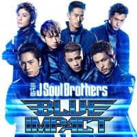 三代目 J Soul Brothersの4thアルバム『BLUE IMPACT』