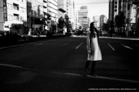 松岡モナ(Photo by 舞山秀一)