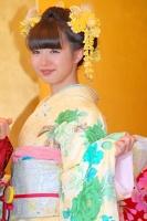 2014年のAKB48グループ 成人式記念撮影会に出席した<br> AKB48 チームB/NMB48 チームN 市川美織