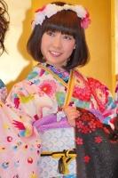 2014年のAKB48グループ 成人式記念撮影会に出席した<br> NMB48 チームN/AKB48 チームB<br>渡辺美優紀