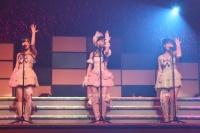 『リクエストアワーセットリストベスト200 2014』<br> 149位「残念少女」<br> (左から)石田晴香、渡辺麻友、内田眞由美