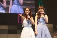 『リクエストアワーセットリストベスト200 2014』<br> (左から)大島優子、小嶋陽菜