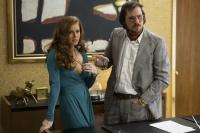 『アメリカン・ハッスル』で70年代のセクシー衣装をまとうエイミー・アダムス(C)2013CTMG