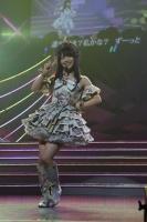 『AKB48 ユニット祭り 2014』の模様<br>3曲目「マツムラブ!」<br>松村香織