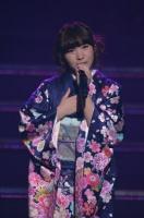 『AKB48 ユニット祭り 2014』の模様<br>5曲目「鞆の浦慕情」<br>岩佐美咲
