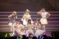 『AKB48 ユニット祭り 2014』の模様<br>2曲目「君だけにChu Chu Chu!」