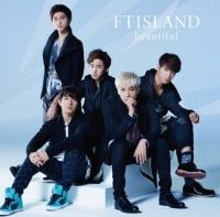 FTISLANDのシングル「beautiful」【初回限定盤B】