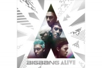 BIGBANGのアルバム『ALIVE』【通常盤】