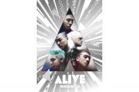BIGBANGのアルバム『ALIVE』【DVD(ドキュメント映像)付】