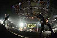 『ビクターロック祭り〜音楽の嵐〜』に出演した<br>THE BAWDIES