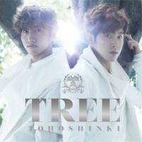 東方神起のアルバム『TREE』【CD+DVD<ジャケットA>】