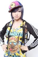 2NE1のMINZY(ミンジ)