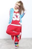 2NE1のCL(シーエル)