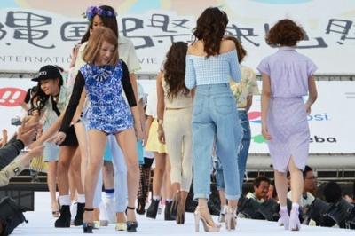 ビーチファッションショー(第6回)