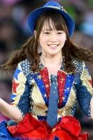 『AKB48単独 春コンin国立競技場』(3月29日)の模様<br>川栄李奈