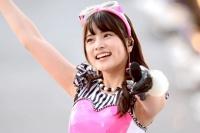 『AKB48単独 春コンin国立競技場』(3月29日)の模様<br>入山杏奈(チームAのステージ)
