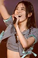 『AKB48単独 春コンin国立競技場』(3月29日)の模様<br>松井珠理奈