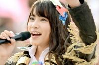 『AKB48単独 春コンin国立競技場』(3月29日)の模様<br>入山杏奈